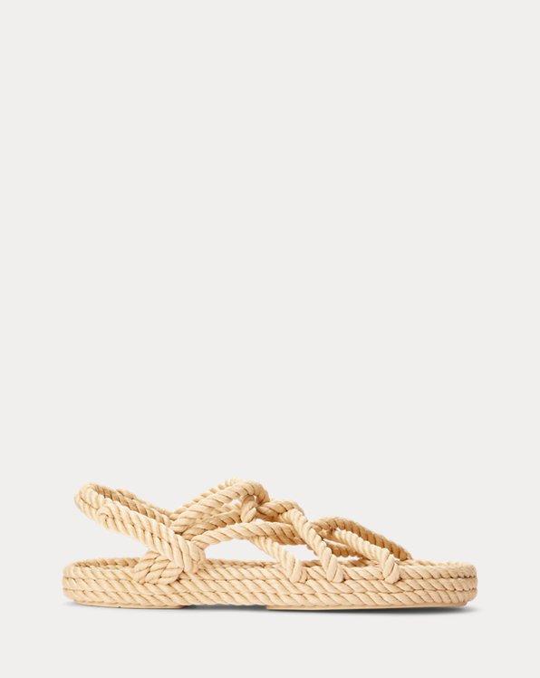 Cord Sandal
