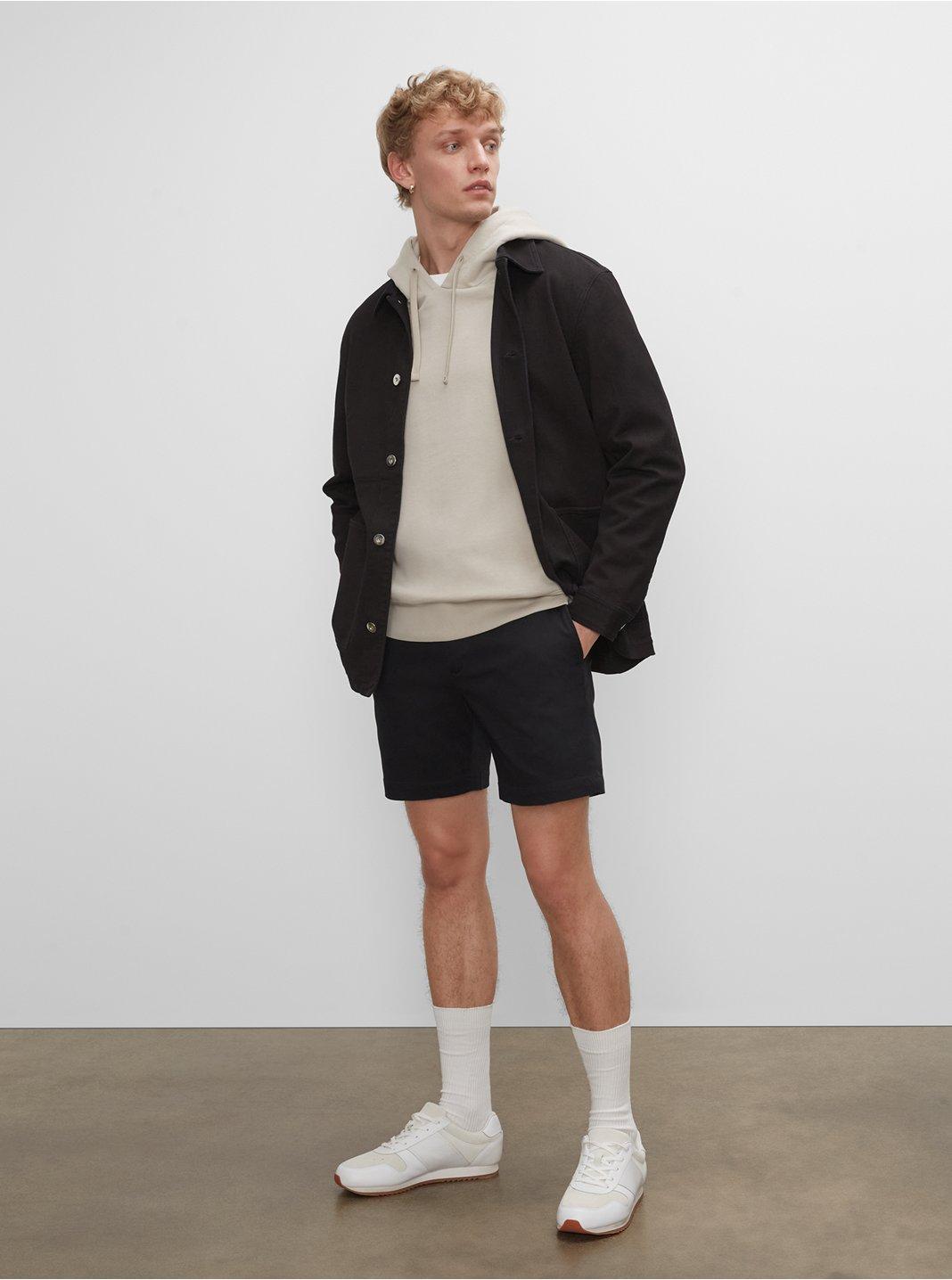 Baxter Textured Shorts