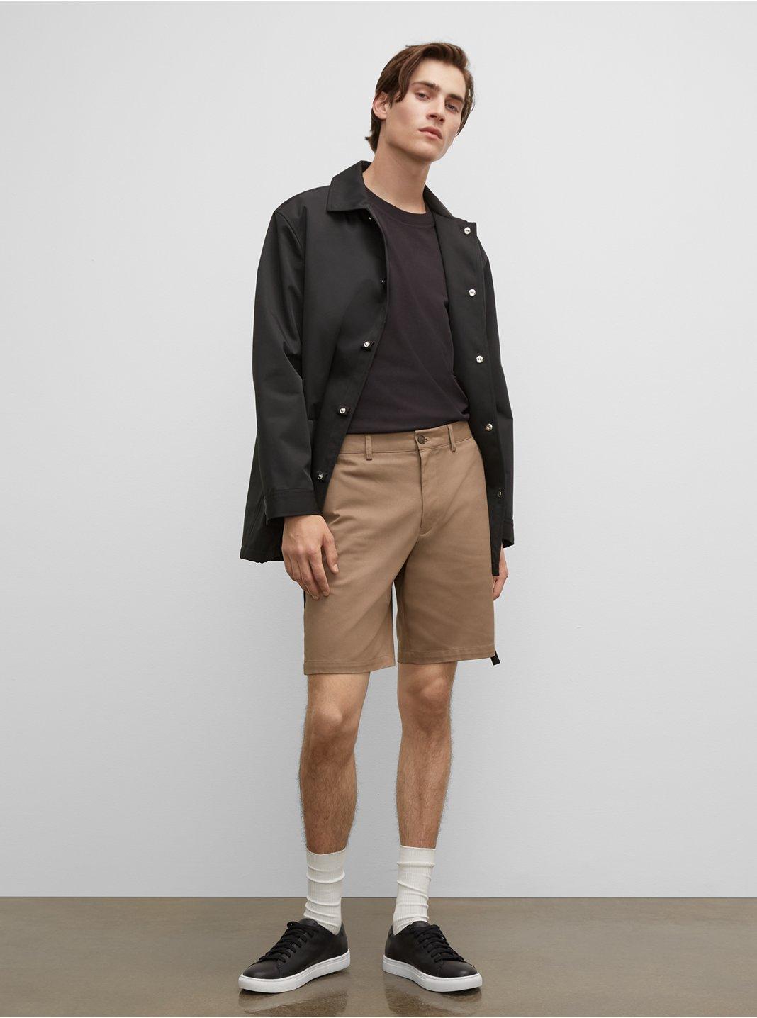 Maddox Twill Shorts