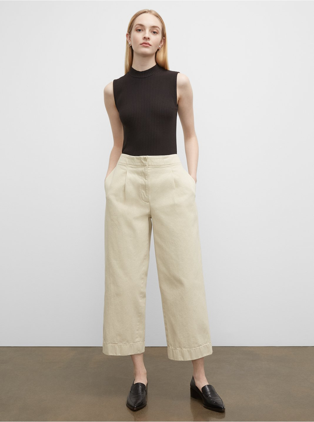 Sculptural Trousers