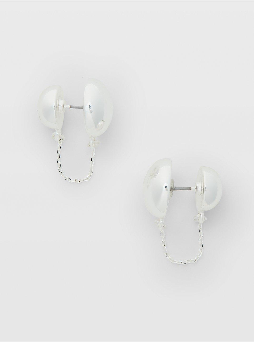 Chain Post Earrings
