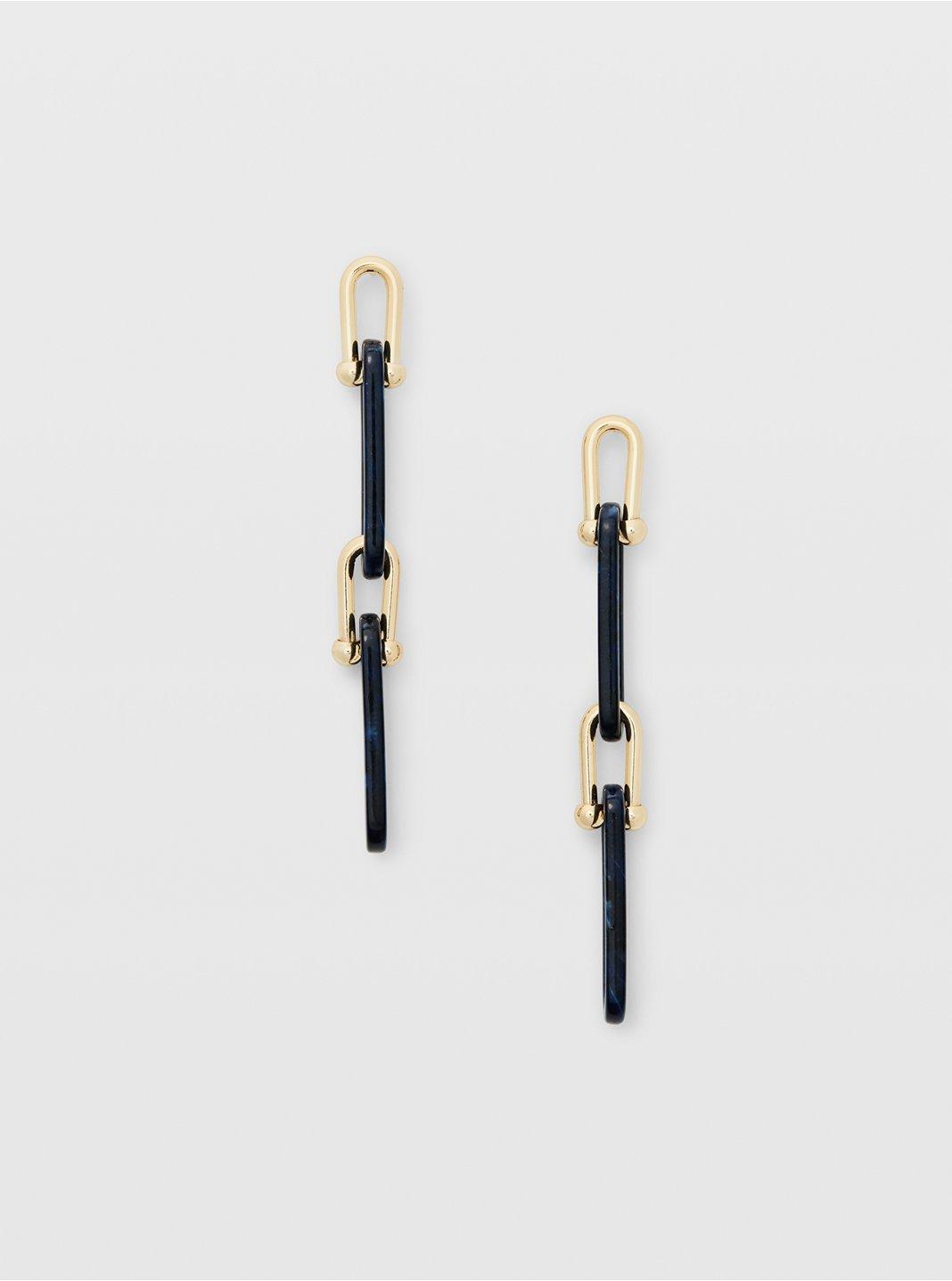 Serefina Mixed Link Earrings