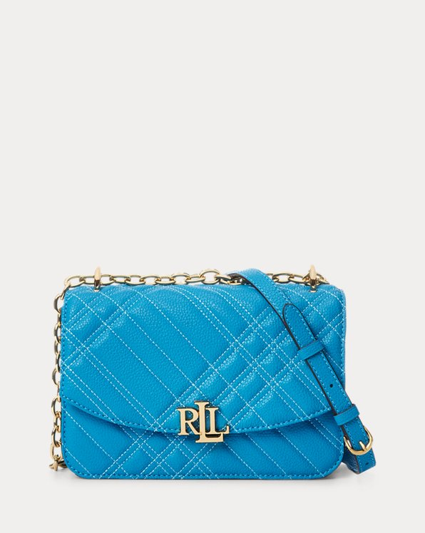 Plaid Quilted Madison Crossbody Bag
