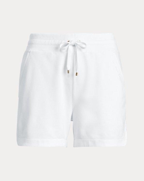 Short en coton éponge