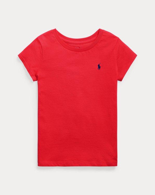 T-shirt jersey de coton