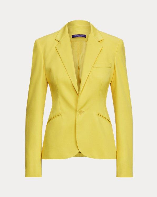 Amiya Wool Gabardine Jacket