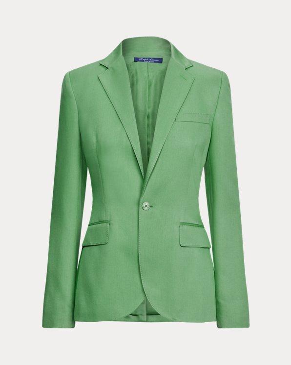 Jada Wool Gabardine Jacket