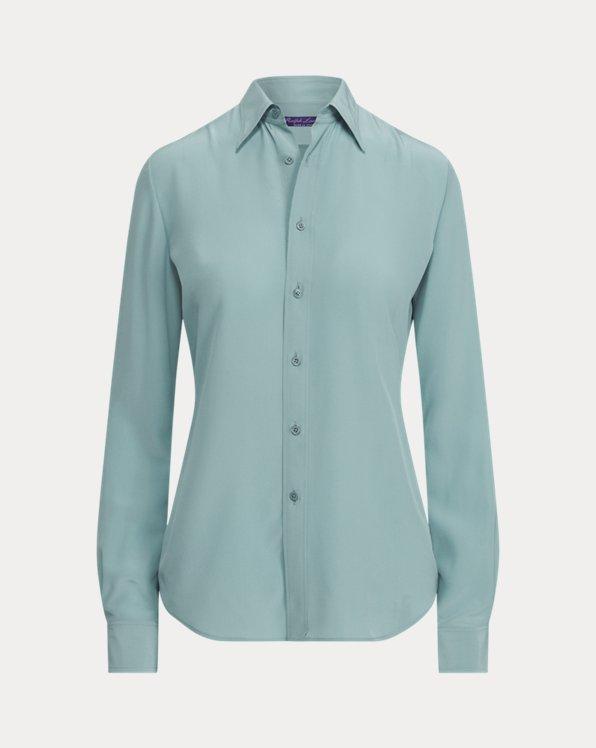 Hailey Silk Shirt