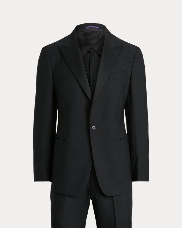 Gregory Wool Twill Tuxedo