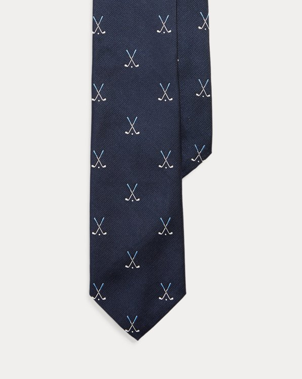 Vintage-Inspired Silk Narrow Tie