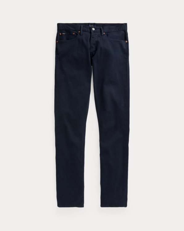 Pantalon slim Sullivan velours côtelé