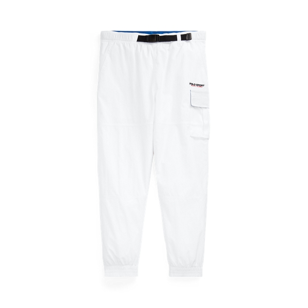 Ralph Lauren Polo Sport Hiking Pant In White