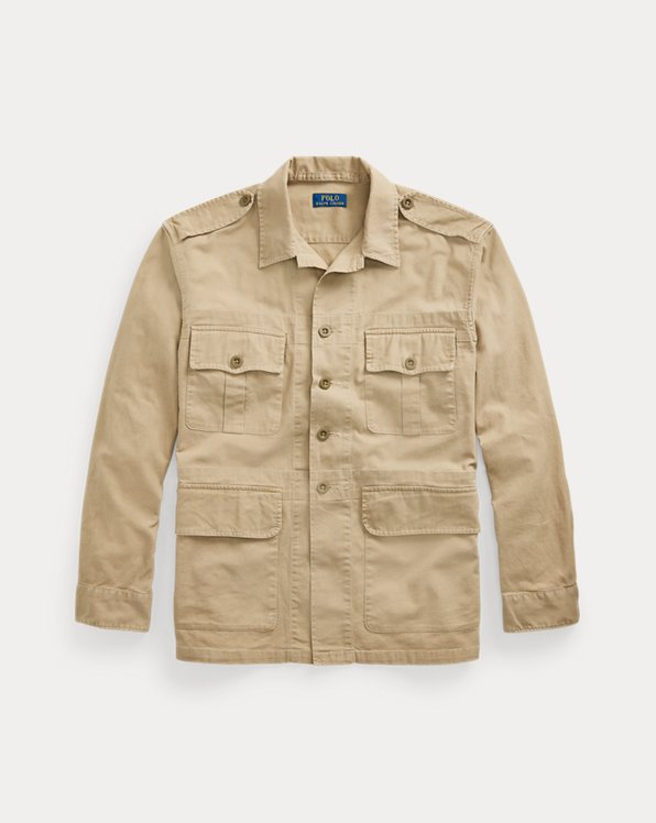 Camicia funzionale in dobby Classic-Fit