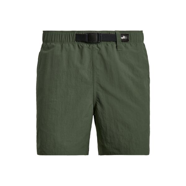 Ralph Lauren 6-inch Lightweight Hiking Short In Green