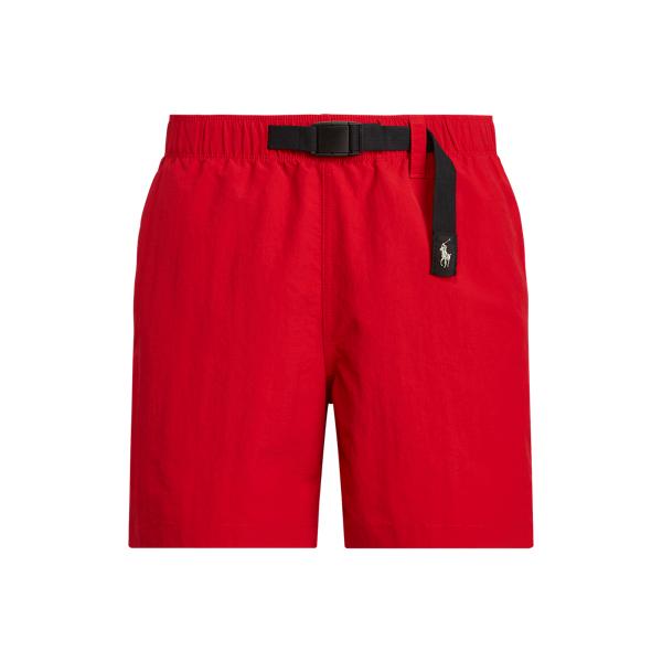 Ralph Lauren 6-inch Lightweight Hiking Short In Rl2000 Red