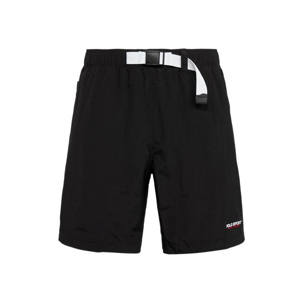 Ralph Lauren 7.5-inch Polo Sport Hiking Short In Black