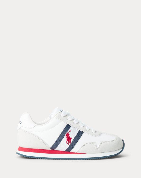 Kelland Vegan-Suede Sneaker