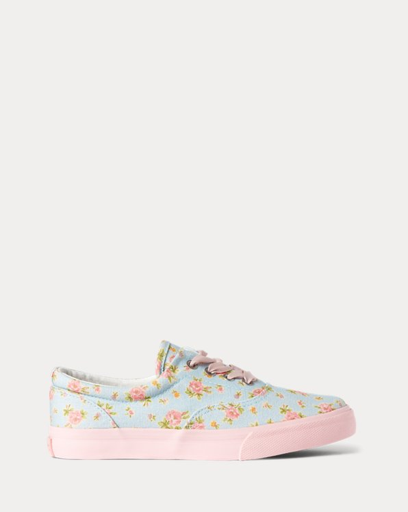 Bryn Floral Canvas Sneaker