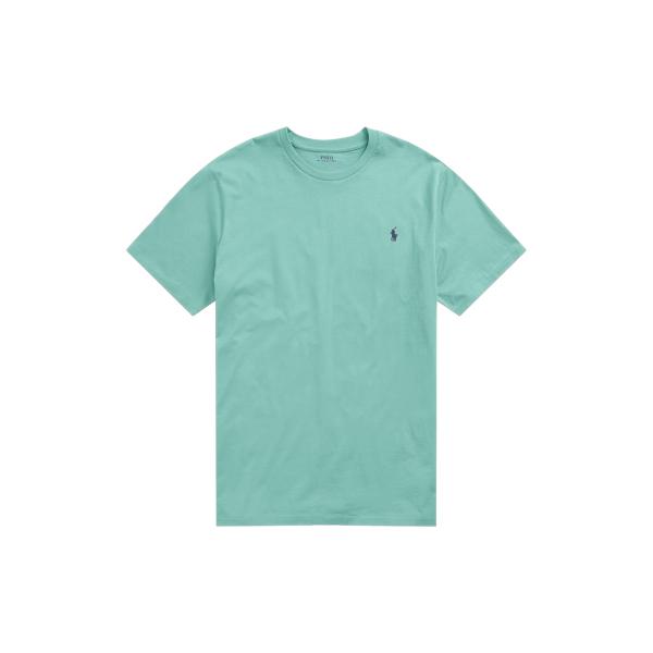 Polo Ralph Lauren Jersey Crewneck T-shirt In Green