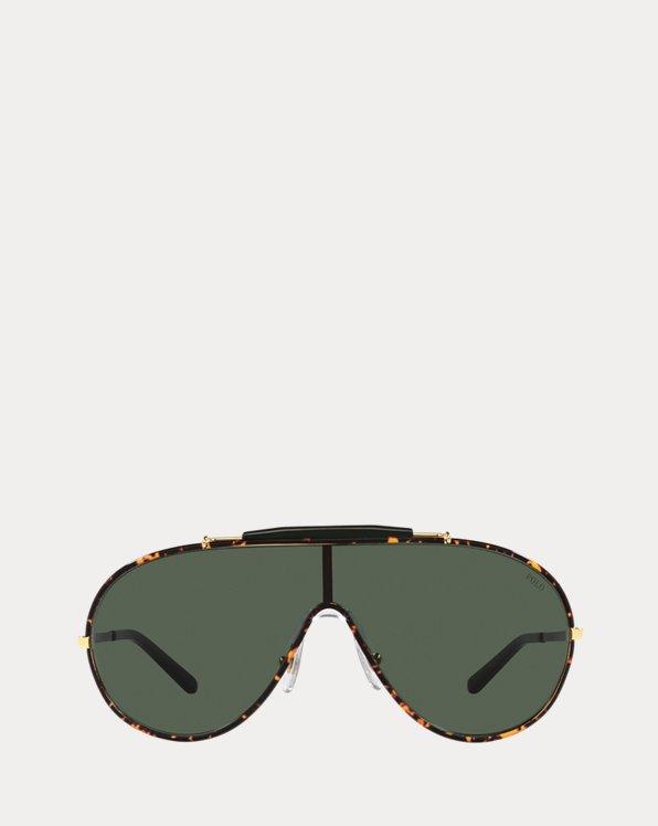 Pilot Shield Sunglasses