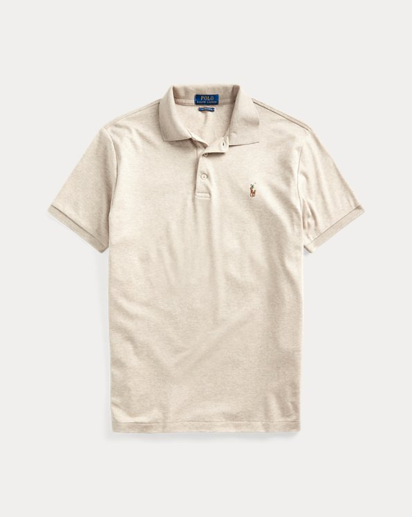 Slim Fit Soft Cotton Polo Shirt