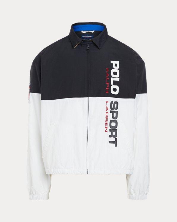 Wasserabweisende Jacke Polo Sport