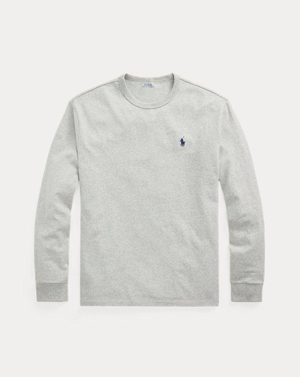 T-shirt classique manches longues jersey
