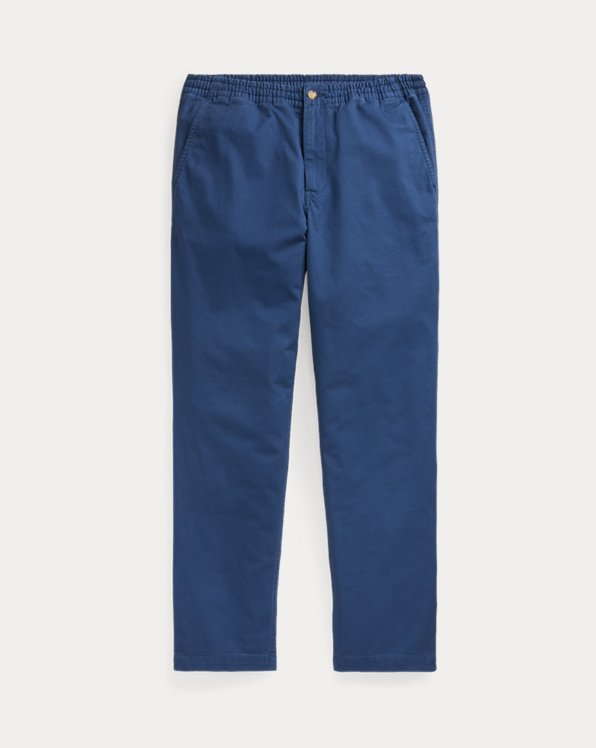 Relaxed Fit Polo Prepster Twill Trouser
