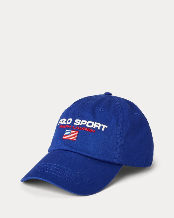 Polo Sport Chino Ball Cap