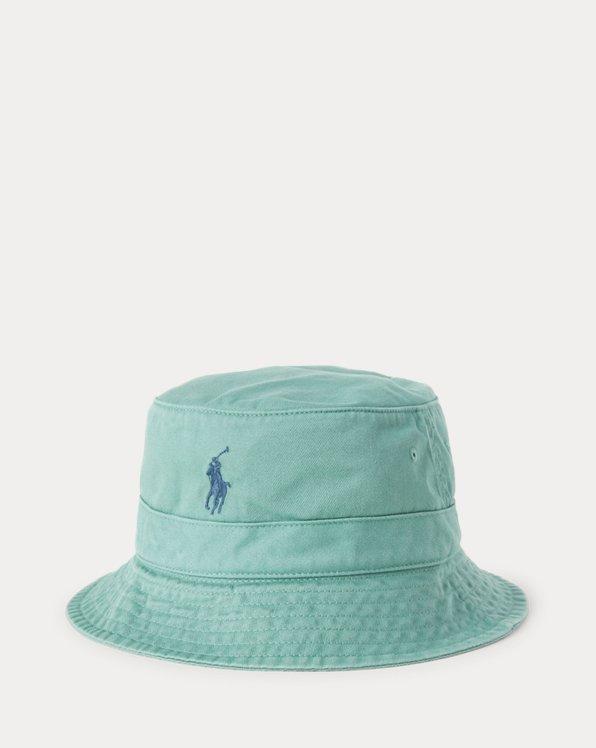 Cotton Chino Bucket Hat