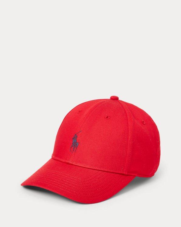 Twill Ball Cap
