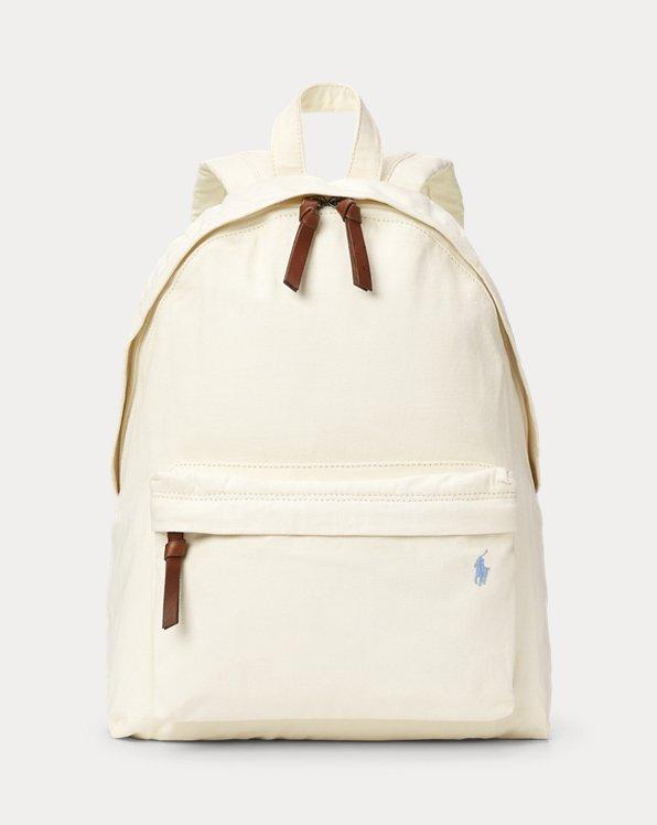 Color Shop Canvas Backpack