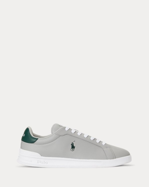 Heritage Court II Nappa Leather Sneaker