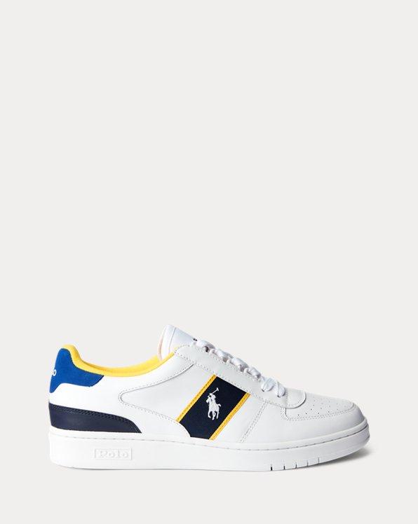 Court Color-Blocked Sneaker