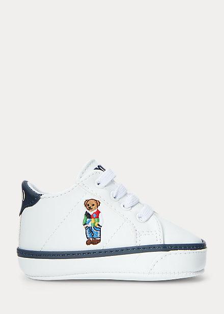 Polo Ralph Lauren Quilton Polo Bear Sneaker