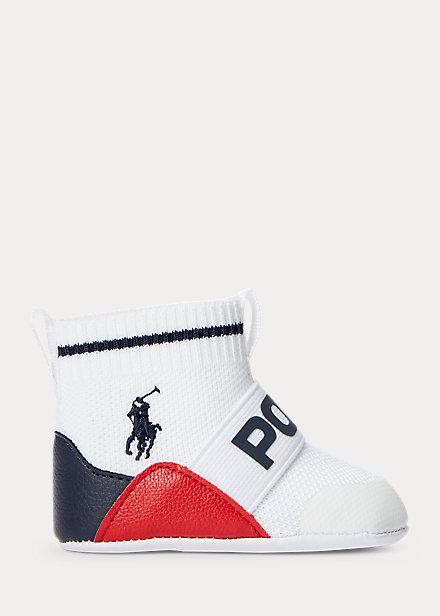 Polo Ralph Lauren Chaning High Top Sneaker
