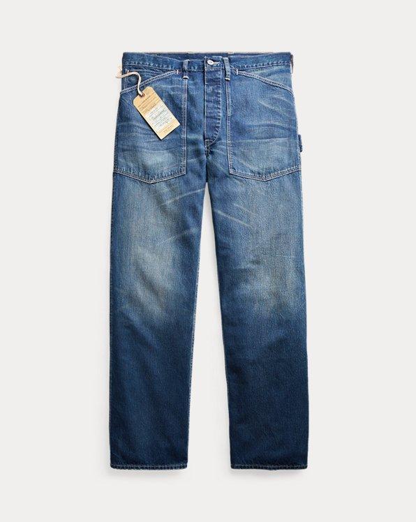 Selvedge Carpenter Jean