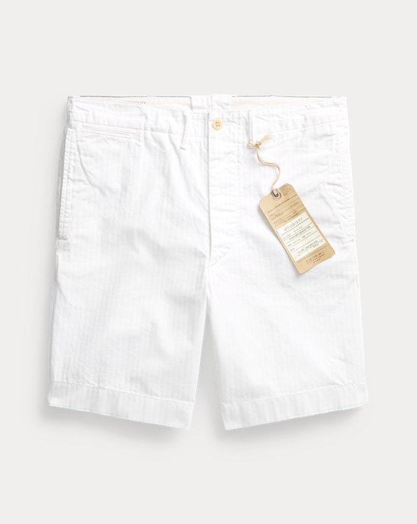 Herringbone Short