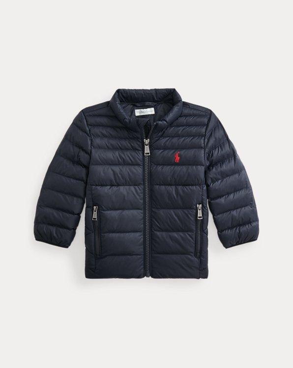 Water-Repellent Packable Jacket