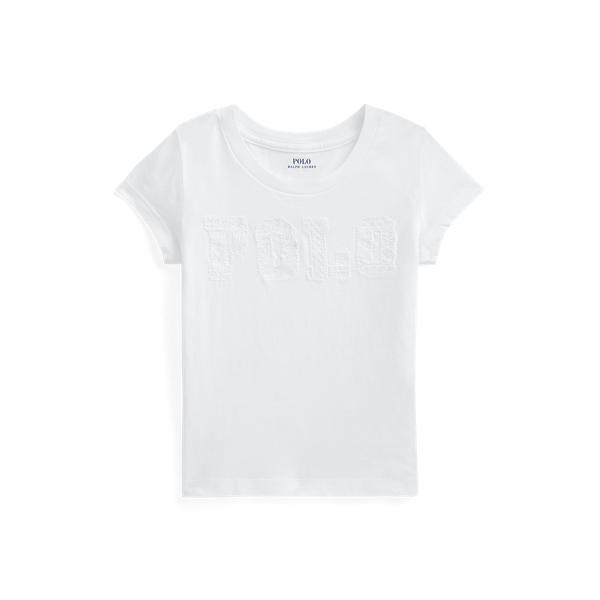 Polo Ralph Lauren Kids' Logo Cotton Jersey Tee In Gray