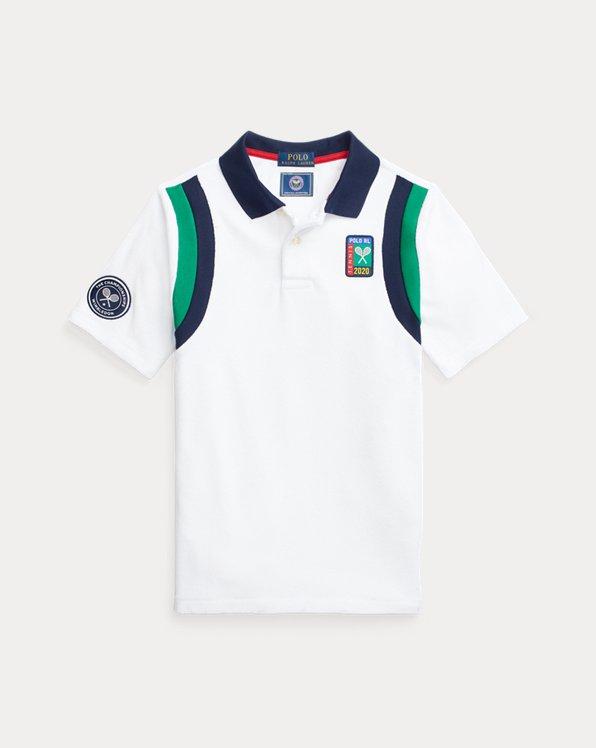Wimbledon Terry Polo Shirt