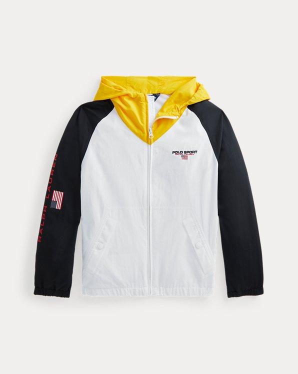 Polo Sport Hooded Jacket