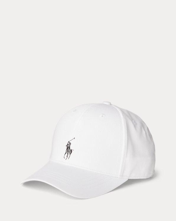 Polo Pony Cotton-Blend Ball Cap