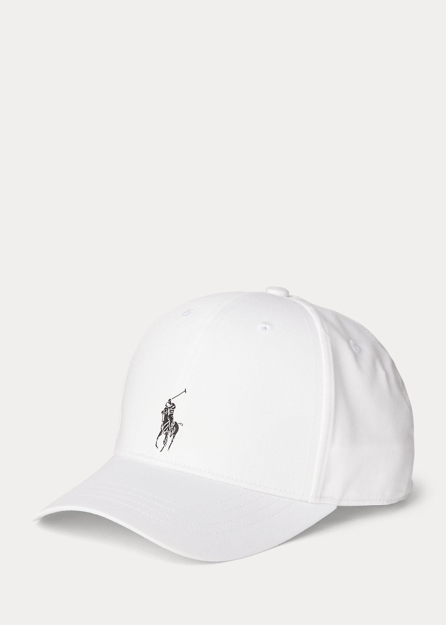 Polo Ralph Lauren Polo Pony Cotton Blend Ball Cap
