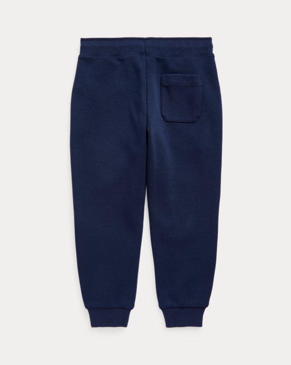 Logo Double-Knit Jogger Pant