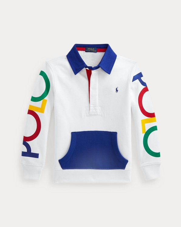 Logo Rugby Sweatshirt