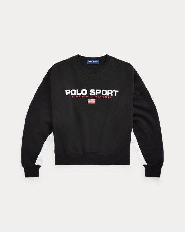 Polo Sport Logo Fleece Sweatshirt