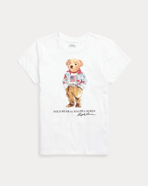 Bandanna Polo Bear Tee
