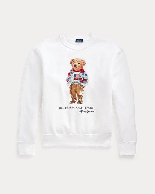 Bandanna Polo Bear Sweatshirt
