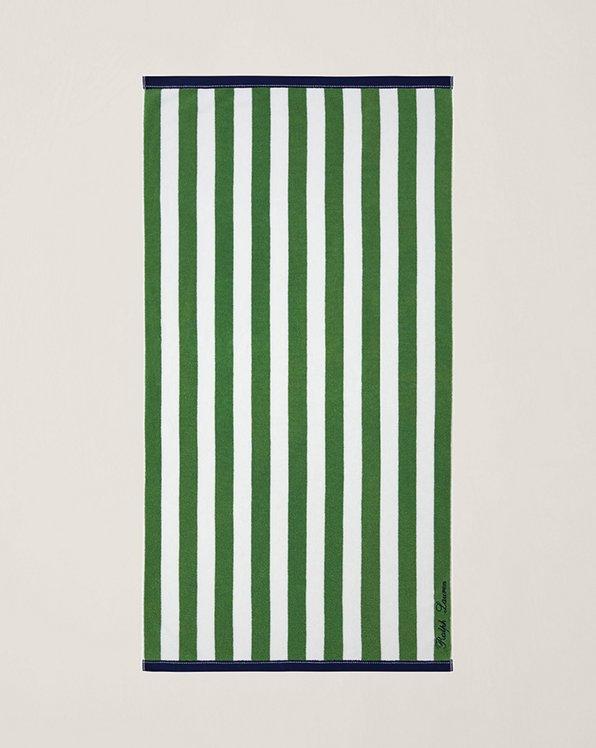 Hudsen Stripe Beach Towel